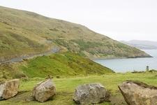 View Otago Peninsula - South Island NZ