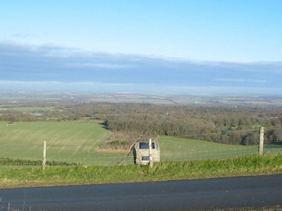View Over Southern Berkshire