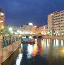 Porsuk River Eskisehir