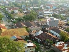 View Padang - Sumatra Indonesia