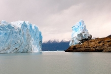 View Perito Moreno Glacier In Argentina
