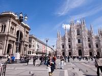 Piazza del Duomo de Milão