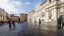 View Piazza Navona - Rome