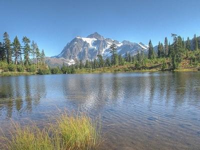 View Picture Lake WA