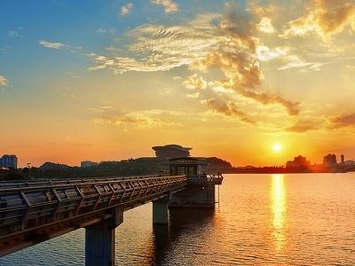 View Putrajaya Dam