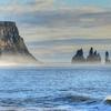 View Reynisdrangar - Seastacks