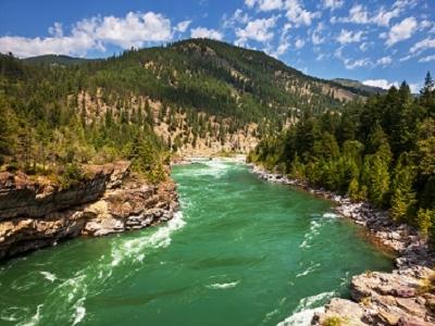 View River Kutenai