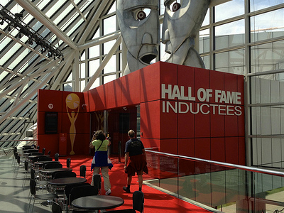 View R&R Hall Of Fame - Cleveland