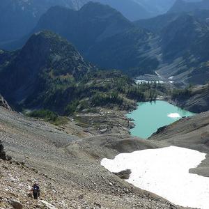 Views Along Talus Hike