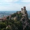 View San Marino Castle