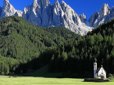View Santa Maddalena - Dolomites