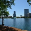 Views Around Lake Eola - Orlando FL