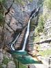 View Savica Falls