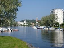 View Savonlinna Town - Finland