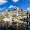 View Sawtooth Mountain Range ID