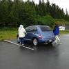 View Seward Highway In Alaska