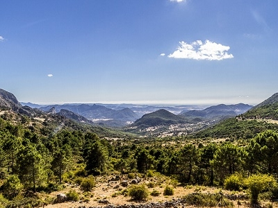 View Sierra De Grazalema - Andalusia Intercontinental Reserve