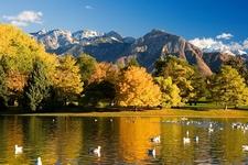 View Sugarhouse Park In Salt Lake City UT