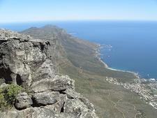 View Table Mountain National Park SA