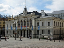 View Tampere Town-Hall - Finland