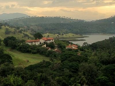View Teldeniya With Victoria Reservoir