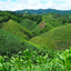 View Thailand Hilly Landscape