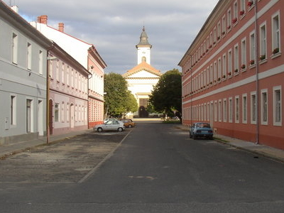 Resurrection Church From Havlicek Street