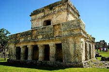 View Tulum Mayan Temple - QROO