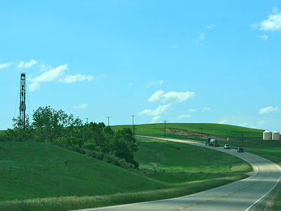 View Western North Dakota
