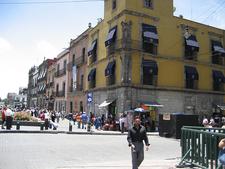 View Zocalo Square - Mexico City