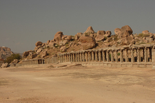 Vijayanagara Ruins - Karnataka - India