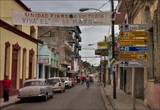 Vikas Street In Holguin