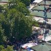 Viktualienmarkt Aerial View