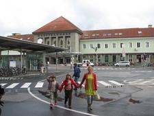 Villach Railway Station