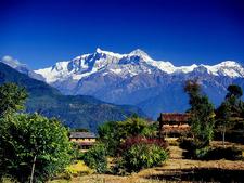 Village In Pokhara