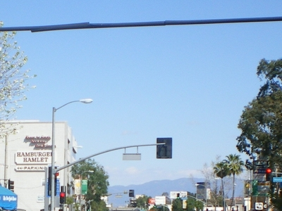 Village Of  Sherman  Oaks     Van  Nuys  Blvd . At  Ventura