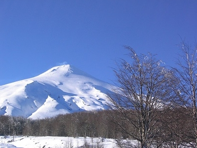 Villarrica Volcan - Lake District