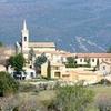 View Of Villars With Vineyards