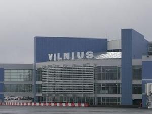 Aeroporto Internacional de Vilnius
