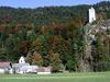 Vilsegg Castle Ruins, Vils, Austria