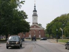 Vincennes Indiana Cathedral