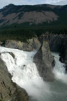 Virginia Falls - Northwest Territories