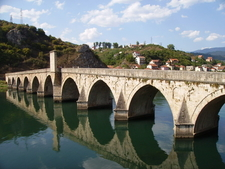 Visegrad Drina Bridge