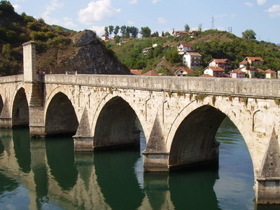 Visegrad Drina Bridge