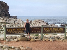 Visiting Cape Of Good Hope - Cape Point Nature Reserve SA