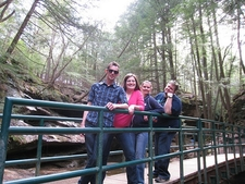 Visiting Hocking Hills State Park In Ohio