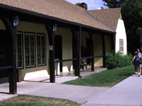 Wind Cave National Park Visitor Center