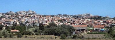 Vista  Arzachena