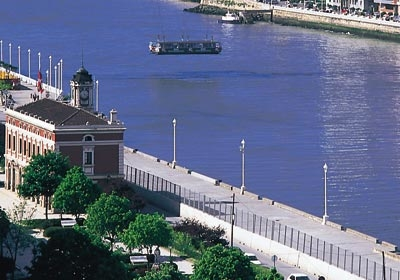 Vizcaya Suspension Bridge