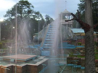 VOC Fountain